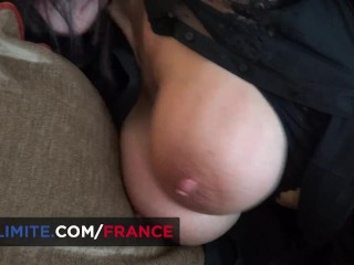 Busty cougar prefers it in the ass