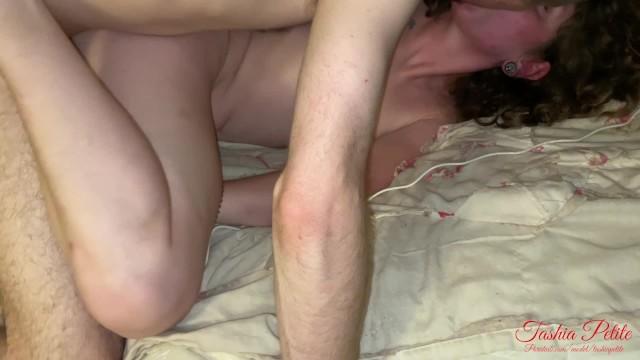 Beautiful Teen Girl Loves to take Fiances Cock and Scream! -TashiaPetite 20