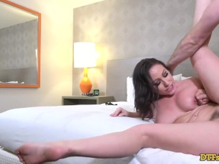 Dtfsluts pawg gets pussy ate hard...