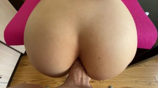 First Time Painful Anal | Painal