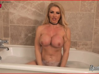 join Naked British milf in this fantasy jerk off and masturbation video that's super hot and sexy