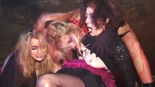wild mature witches fuck orgy