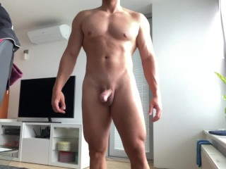 HOT SEXY COCK CUMMING AND MOANING LOUD