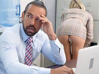 Office tease gets bosses...
