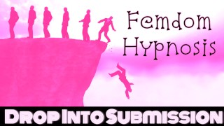 Drop Into Submission ( Femdom Hypnosis With PrincessaLilly )
