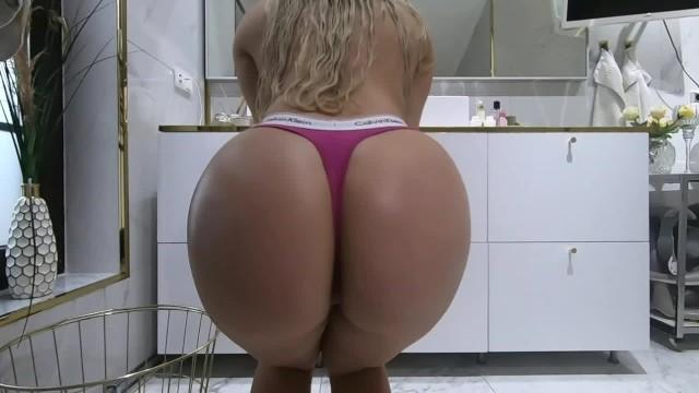 Fetish;Verified Amateurs pawg, big-natural-ass, after-shower, lotion, wet, huge-ass, big-boobs, amanda-breden, onlyfans, slut-wife, milf, amateur, fit-girl, blonde, calvin-klein, hot