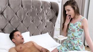 Petite Brunette Jordan Gives Hot BJ and Cock Ride - S21:E1