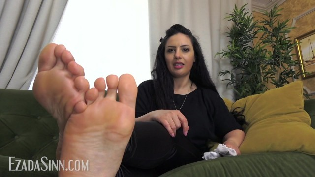 My honest opinion about a loser foot-bitch like you 1