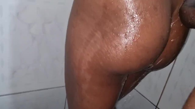Tomando banho Depois de fuder 9