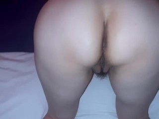 Pumping plump pussy at the parlor...