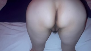 Pumping Plump Pussy at the Asian Massage Parlor