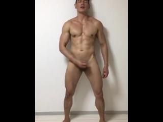 Muscular...