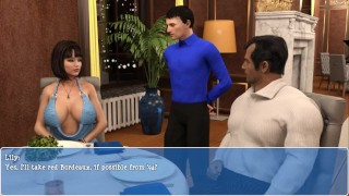 Lily of The Valley:Housewife On A Business Dinner-S3E5