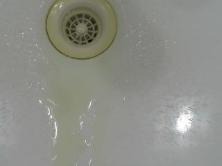 Wash basin...