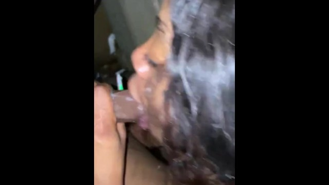 THOT GOBBLING UP THE DICK 1