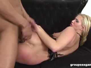 Cocks gaping linda ray...