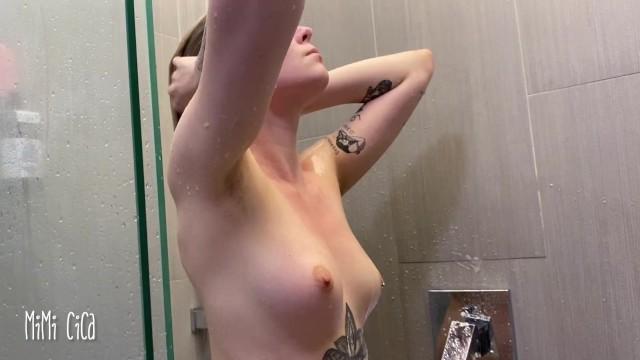 Big Ass;Big Tits;Blonde;Fetish;Teen (18+);Exclusive;Verified Amateurs;Solo Female;Tattooed Women kink, big-boobs, butt, famous-tiktoker, suomi, suomiporno, finland-suomi, finnish-girl, big-natural-tits, platinum-blonde, ig-model, mimi-cica, mimi-cica-suomi, finnish-pornstar, voyeur, shower