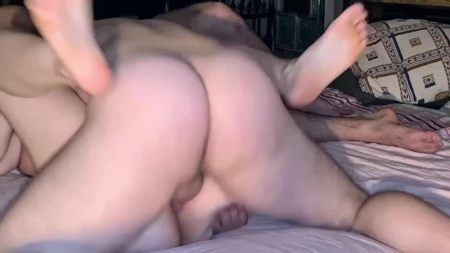 DESTROYING HER WARM AND COZY BUTTHOLE! FIRST THREESOME EXPERIENCE FOR MY TWO FRIENDS 7of7 3