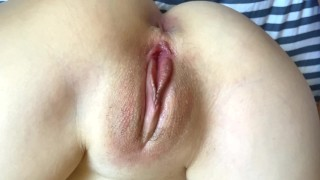 Show you my wet pussy and asshole