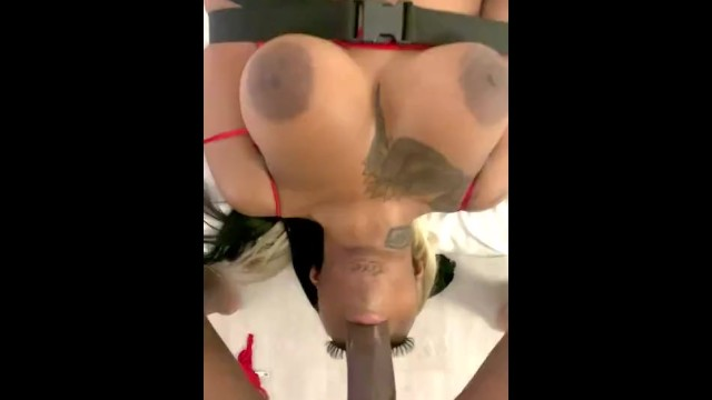 Tied up getting my mouth stuffed until I couldn't breathe!! FREE ONLYFANS, SUBSCRIBE NOW @summerntae 9