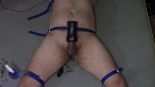 Experimenting - New Vibrating Sleeve and Vibrating Butt Plug