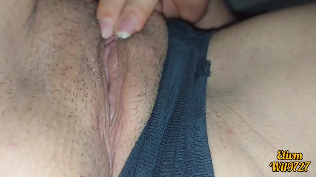 Mischief with my stepsister shows me her shaved pussy 7