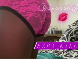 Me in lace briefs part 2 trailer for...