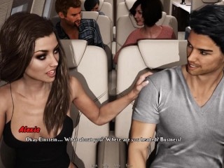 Intertwined a plane ep1...