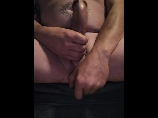 Fpov erupting to some porn...