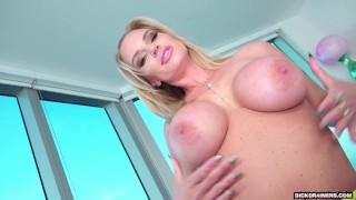 Sexy Big Tit MILF gets Big Black Dick!