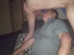 I Fuck my Friend's Wife and his Mouth