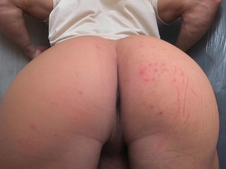 Small booty for cock...