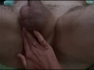 Assplay butthole massage...