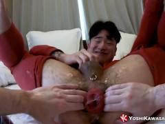 YOSHIKAWASAKIXXX - Adorable Yoshi Kawasaki Fist Fucked Hard