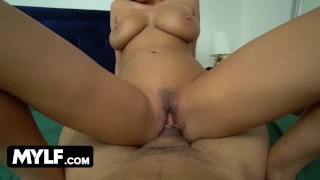 My Big Titted Horny Stepmom And I Have A Perv Secret That We Bang Every Time My Stepdad Is Working