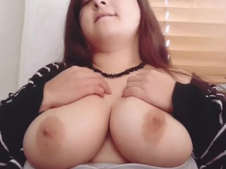 Bbw afternoon with dabs titties out played with...
