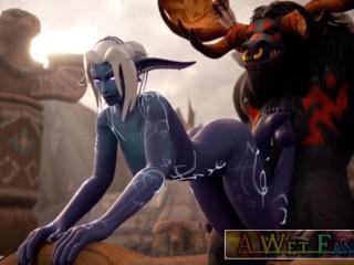 Warcraft sound...