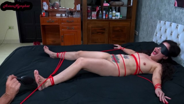 Feel Good Bondage Tickle Movie of the Year AsianNymphet 15