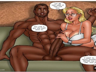 Lesson from the neighbor pt 3 cheating young...