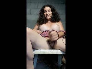 Pov cuckold sissy sent by wife to the...