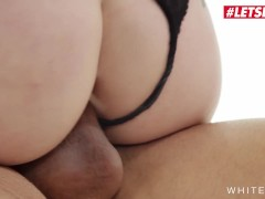 WHITEBOXXX - Tied Up Babe Ariela Donovan Dominated And Fucked By Her Lover