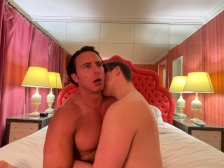Reese rideout and kissing...