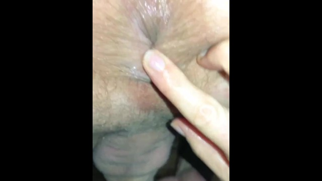 Bend Over, It's Cock Milking Time While I finger your ass and drain all the sperm out of your balls 8