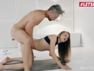 WHITEBOXXX – Stella Flex Makes Her Boyfriend Cum With Her Tight Pussy Full Scene