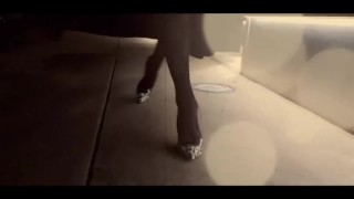In The Streets (SEXY SLIM MODEL) * EBONY*