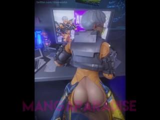 3D Hot Compilation September (HD/FPS 60, Big Tits, Big Ass, Double Penetration, Hardcore, Creampie)