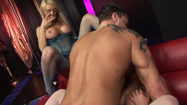 Gorgeous Huge Tits Club Dancer Sucks And Rides Her Favorite Clients Dick 41