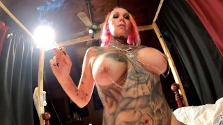 Chassidy Lynn - Smoking MILF, Smokes While Getting Fucked And Swallows a Huge Load While Smoking