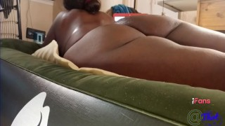 Thot in Texas - I Like Big Butts Fuck This Giant Ebony Ass Like Crazy Getting That Hairy Milf Amatur