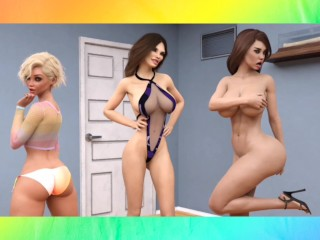 Sexbot 13 picking and ass by davys1998...